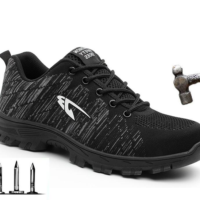 Puncture resistant shoe main