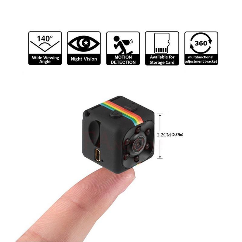 Micro Camera HD 1080P installation 2