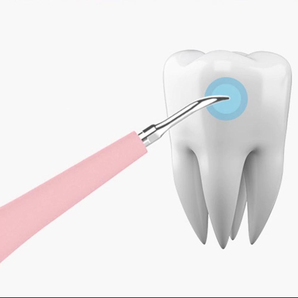 Ultrasonic Dental Scaler in action