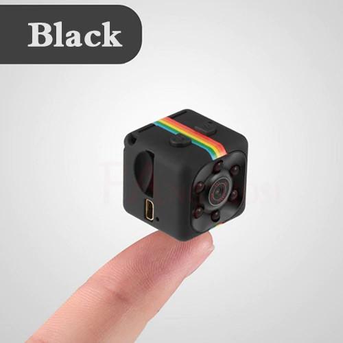 Micro Camera HD 1080P black