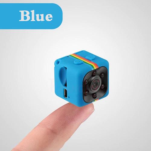 Micro Camera HD 1080P blue